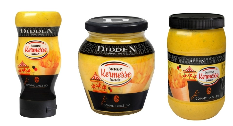 Sauce Kermesse - Didden - Fier d'être frituriste